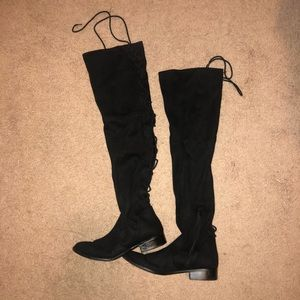 f1b852d6e07 American Eagle Over The Knee Boots